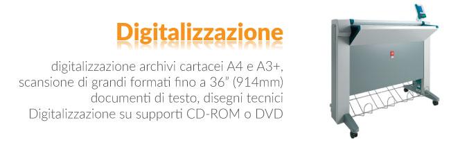 digitalizzazione scansione