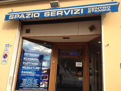Spazio Servizi - centro stampa